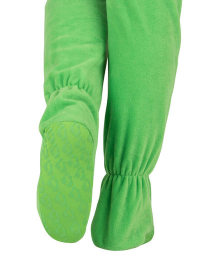Emerald Green Adult Fleece Onesie