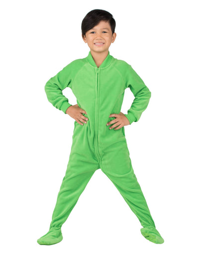 Emerald Green Toddler Fleece Onesie