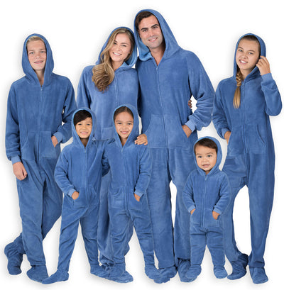 Family Matching Under The Sea Hoodie Chenille Onesie