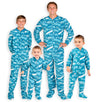Family Matching Automotive Fleece Onesie
