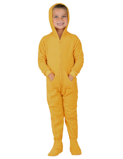 Creamsicle Toddler Hoodie Fleece Onesie
