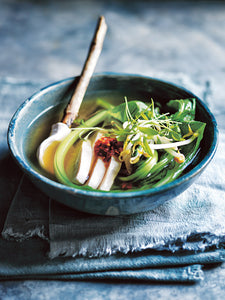 Lemongrass & Ginger Soup