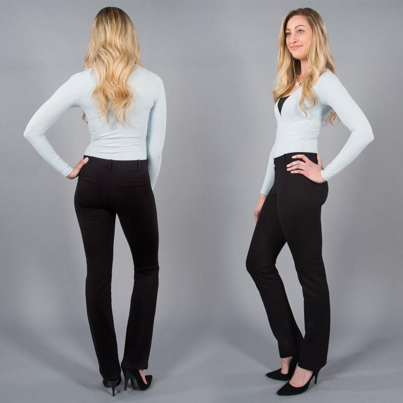 Dress Pant Yoga Pants