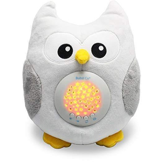 Portable Soother Stuffed Animals Owl of Bubzi Co(Mengjie Zhang)