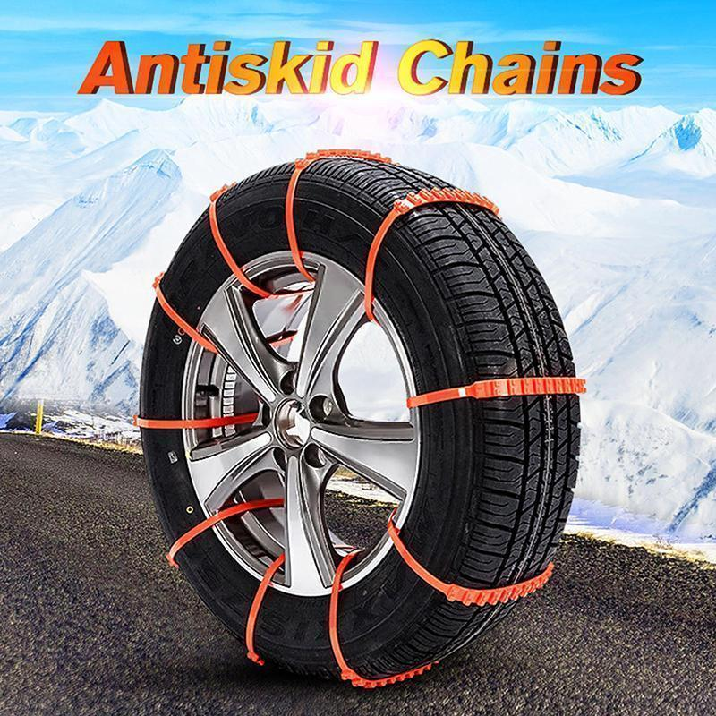 Anti-Skid Zip Tire Chain