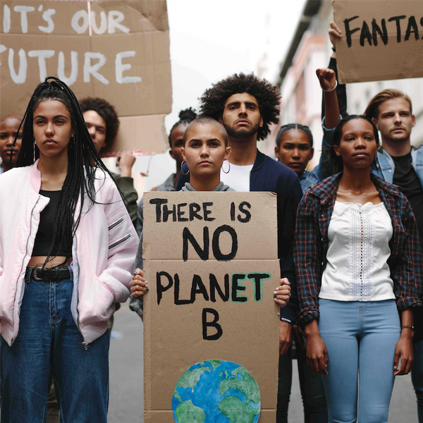 The A-Z Of Youth Climate Activism
