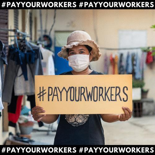 Let's Protect Garment Workers