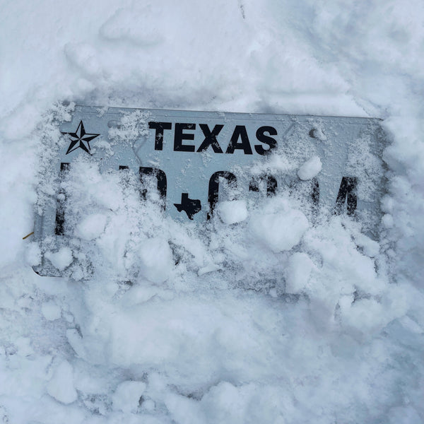 How sub-zero temperatures have caused a water crisis in Texas