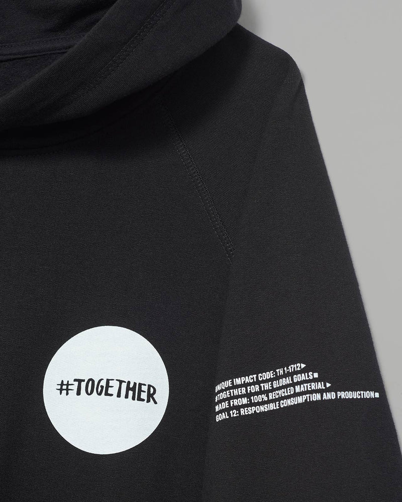 #TOGETHERWEAR Hoodie - All Global Goals