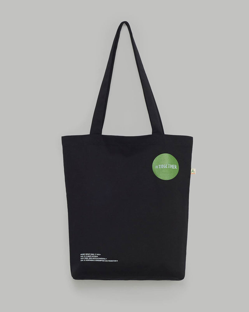 #TOGETHERWEAR Tote - Goal 13: Climate Action