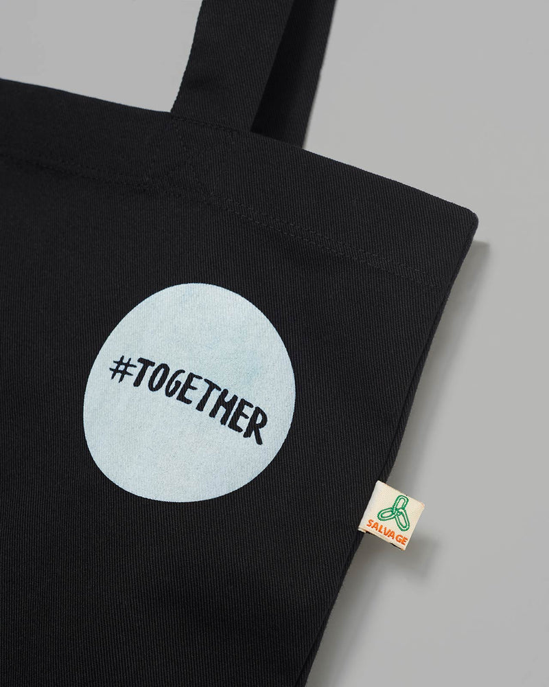 #TOGETHERWEAR Tote - All Global Goals