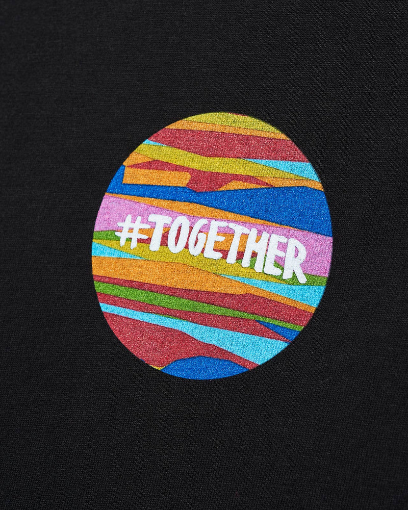 #TOGETHERWEAR T–Shirt - Global Goals for Sustainable Development (Multi)