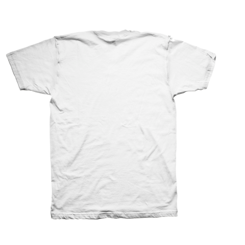 I Survived Multi Color Tee (White)