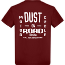 Tee Shirt Garçon  - Call For Adventure - Dust On Road - DUST ON ROAD