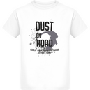 Tee Shirt Garçon  - Let's Go Surfing - Dust On Road - DUST ON ROAD