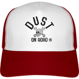 Casquette Half Mesh Trucker- Dust On Road - DUST ON ROAD