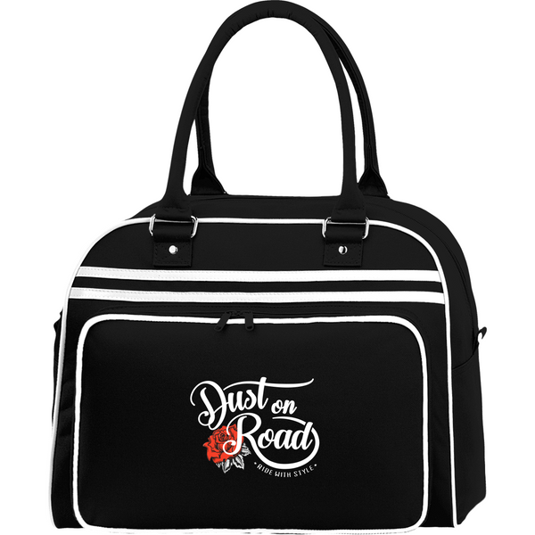Sac Rétro Bowling 23L Dust On Road - DUST ON ROAD