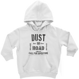 MOTORCYCLE ADVENTURE - Sweatshirt Capuche - DUST ON ROAD