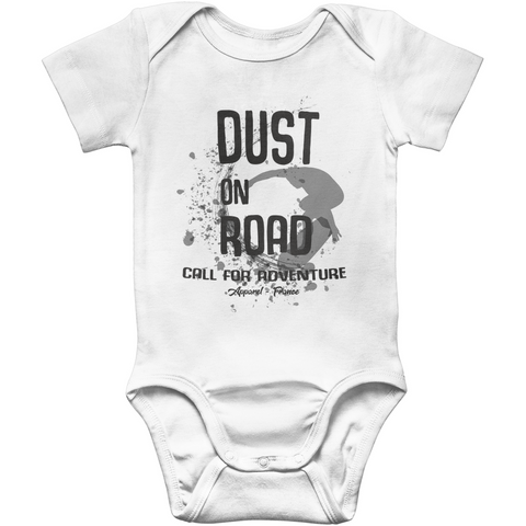 SURF ADVENTURE - Body Bébé Rider - DUST ON ROAD