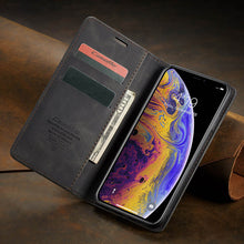 Load image into Gallery viewer, for iPhone Case Flip Window PU Leather Card Slot Cover for iPhone 5 5S SE 6 6S 7 8 Plus X XS Max Xr - yhsmall