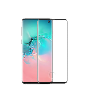 Samsung Galaxy S10 Plus Screen Protector Tempered Glass Guard - yhsmall
