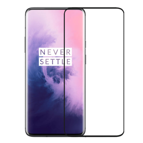 OnePlus 7/7Pro Full Coverage Tempered Glass Screen Portector - yhsmall