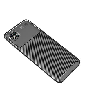 Redmi Phone Case Carbon Fiber Anti-fingerprint Protective Cover Redmi 5 6 7 8 9 Note 5 6 7 8 9