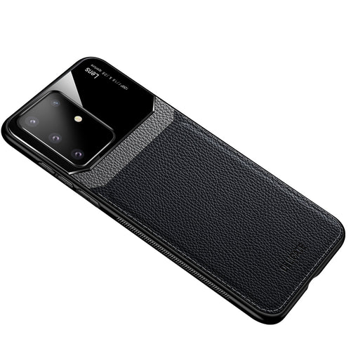 Samsung Series Fashion Delicate Leather Glass Case Cover for Samsung Galaxy S20 S20+ S20 Ultra - yhsmall
