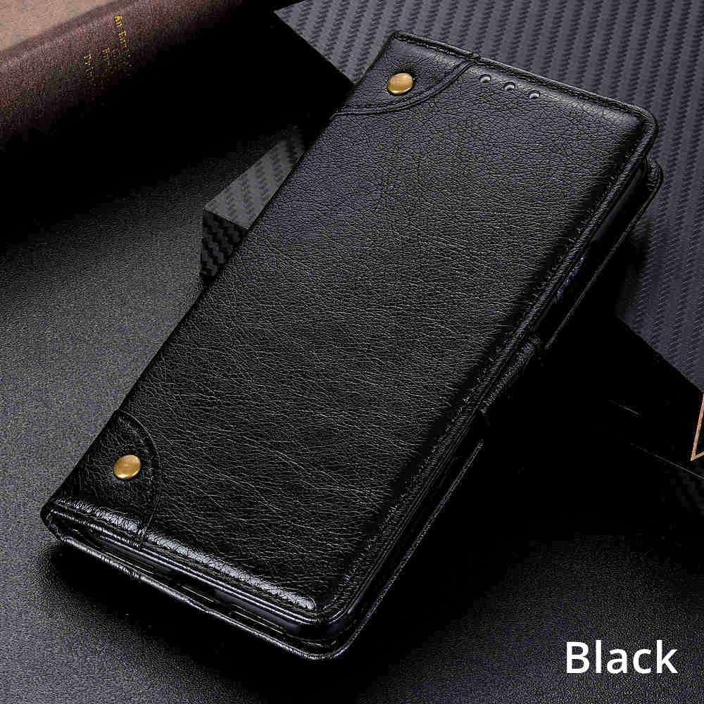Samsung Cases Luxury Flip Business Leather Cover for Galaxy S10 S20 Plus Note 10 20 Pro - yhsmall