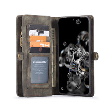Load image into Gallery viewer, Samsung Cases Multi-function Wallet Cover for Galaxy S20 S10 S9 S8 Plus S7 Edge Note 2010 9 8 - yhsmall