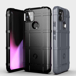 Google Pixel 5 XL Cases Soft Rugged Shield Protective Cover for Pixel 3 XL 3A XL 4 XL 4A 5G
