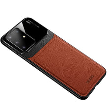 Load image into Gallery viewer, Samsung Series Cases Fashion Delicate Leather Glass Cover for Samsung Galaxy S20 S20Plus S20 Ultra Note 20 Ultra - yhsmall