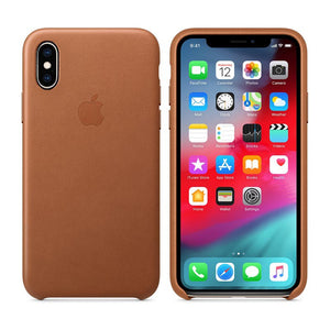 Leather Case Cover for iPhone XS Max XR X 5 5S SE6 6S 7 8 Plus - yhsmall