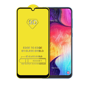 for Samsung Galaxy A M J Series 9D Full Screen Coverage Tempered Glass Screen Protector - yhsmall
