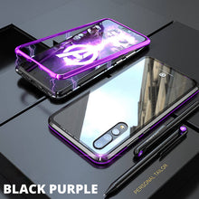Load image into Gallery viewer, Huawei P30 P20 Pro Magnetic Metal Bumper Case Cover - yhsmall