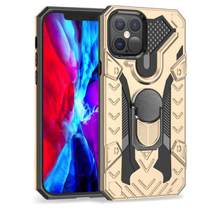 Apple iPhone 12 Cases Military Anti-drop With Ring Protective Cover for Apple 7 8 SE X XS MAX XR 11 12 Pro Max