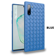 Load image into Gallery viewer, Samsung Galaxy Note 10 Plus Woven Cooling Breath TPU Case Cover - yhsmall