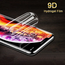 Load image into Gallery viewer, iPhone Screen Protector  Full Cover TPU Hydrogel  iPhone 11 Pro Max SE X XS XR XS Max 6 6S 7 8 Plus - yhsmall