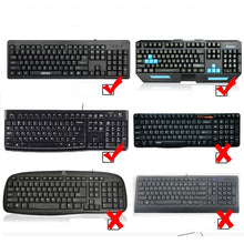 Load image into Gallery viewer, Keyboard Cover 445mmx130mm - yhsmall