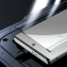 Load image into Gallery viewer, Samsung Galaxy Note10/Note10 Screen Film Full Coverage Curved Edge Tempered Glass Screen Protector - yhsmall