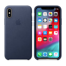 Load image into Gallery viewer, Leather Case Cover for iPhone XS Max XR X 5 5S SE6 6S 7 8 Plus - yhsmall