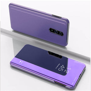 OPPO Series Flip Window Case Cover - yhsmall