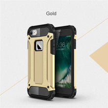 Load image into Gallery viewer, Hybrid Case Cover for iPhone 5 5S SE 6 6S 7 Plus 8 Plus X XS Max XR - yhsmall