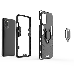 OnePlus Cases Multiple Protection with Finger Ring Holder Protection Cover OnePlus 6T 7 Pro 7T Pro 8 Pro 8T Nord - yhsmall