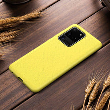 Load image into Gallery viewer, Samsung Wheat Graininess TPU Case Cover Series - yhsmall