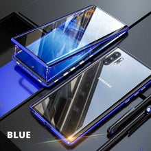 Load image into Gallery viewer, Samsung Galaxy Note 10/10Plus Double Side Tempered Glass Magnetic Case Cover - yhsmall