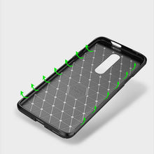 Load image into Gallery viewer, for OnePlus 7 Pro 6 T Cases Carbon Fiber Pattern Soft TPU Case Cover - yhsmall
