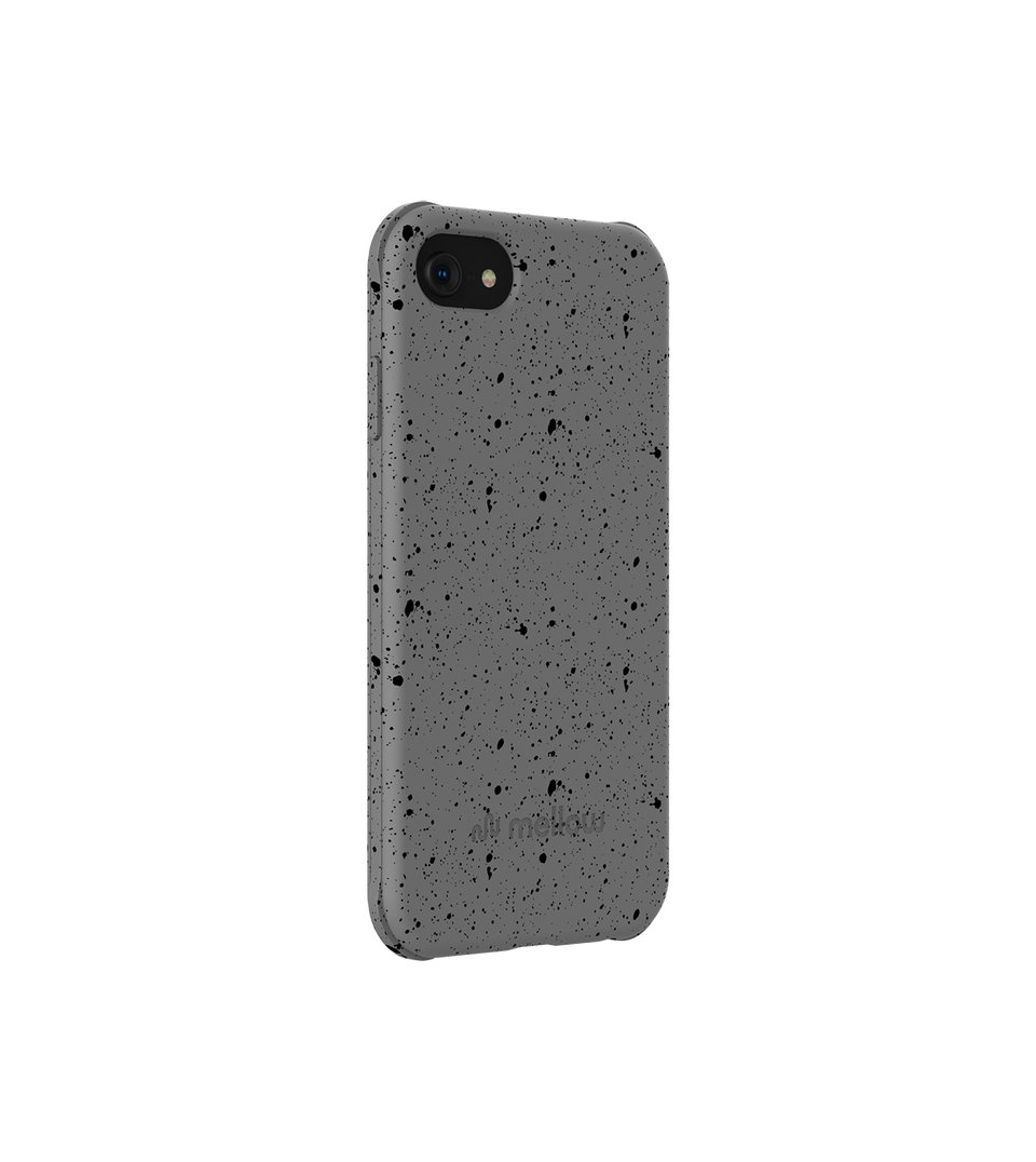Beautiful, fully compostable and biodegradable phone case. The eco-friendly phone case.