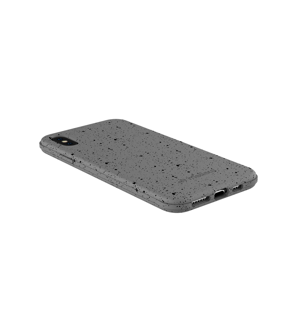 100% compostable phone case. Designed to protect your phone and our planet, without compromising its look, mellow is the ultimate example of how functionality and style can converge in the most sustainable way.