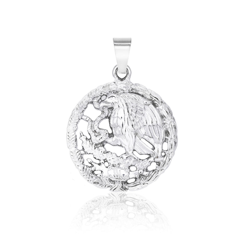 Pendant - Silver pendant Midnight City Jewellery Eagle